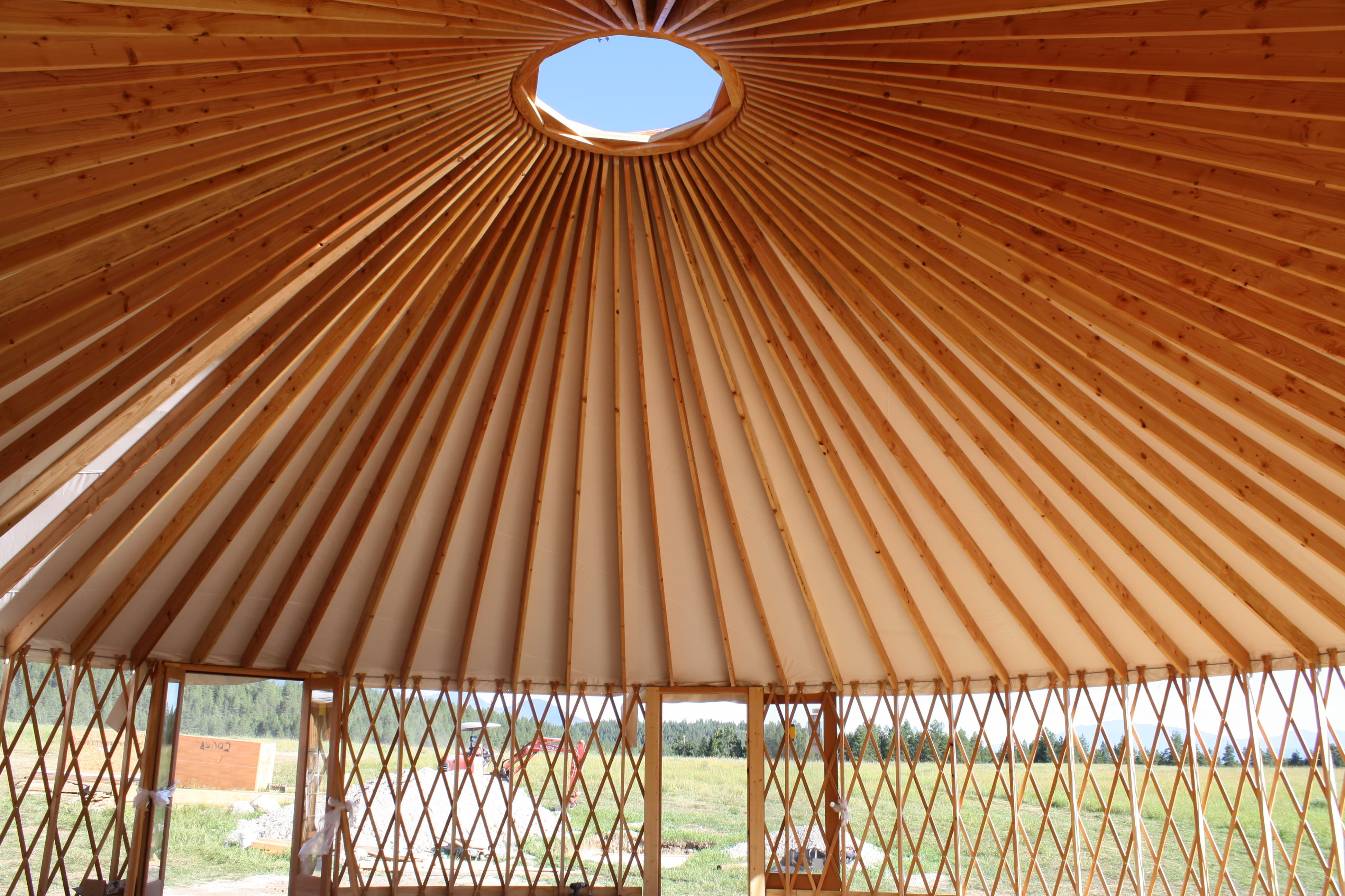 Large Yurts Big Sky Yurts For Sale Shelter Designs Explore all that pacific yurts have to offer. large yurts big sky yurts for sale